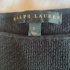 Ralph Lauren Black label, linen tunic length top
